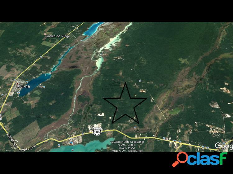 Terreno en venta en Chetumal