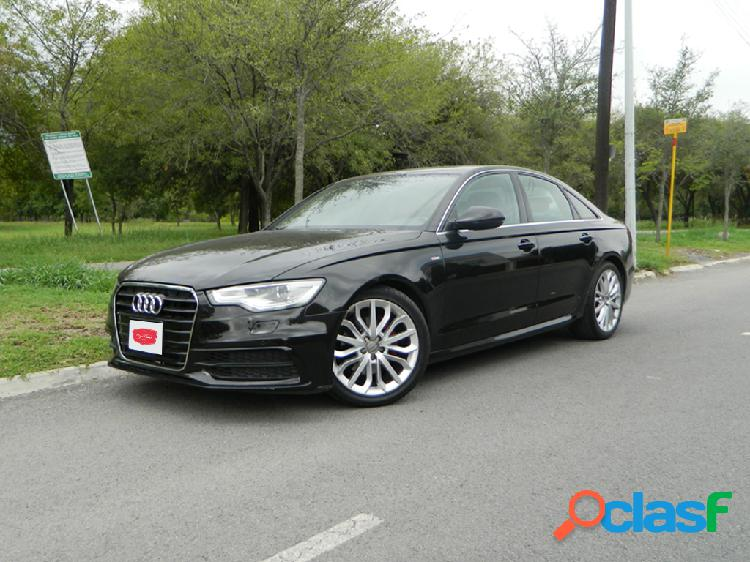 Audi A6 S Line 2013