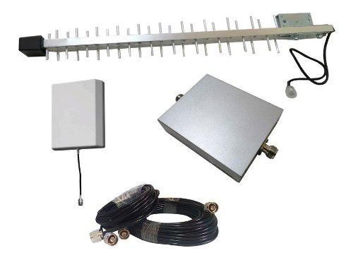 Antena amplificador de señal celular telcel 4g zona rural
