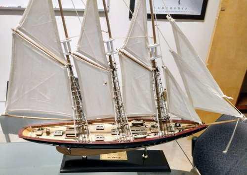 Barco velero atlanti