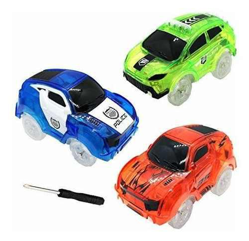 Hzmeng track cars compatibles con magic tracks y neo tracks