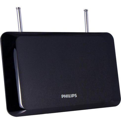 Philips antena de pantalla plana hd (nueva caja abierta)