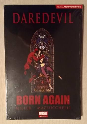 Daredevil born again marvel monster edition