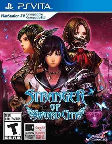 Juego stranger of sword city de play station 4 nuevo sellado