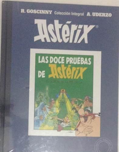 Asterix Libro  U3010 Anuncios Junio  U3011