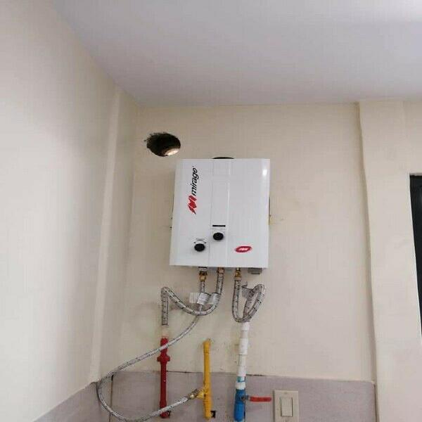 Promocion boiler ️en $ 1,700 ya instalado 