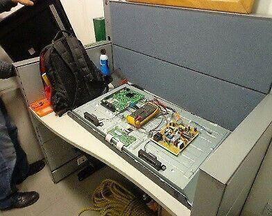 Reparación de pantallas led y lcd