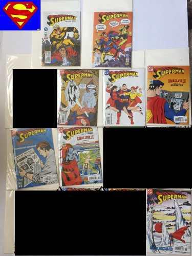 Superman (chicos) dc comics - editorial vid 2000's -
