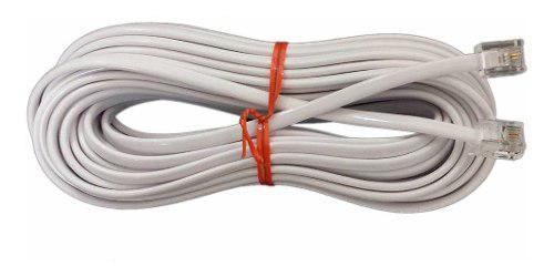 Cable telefónico de 10 metros