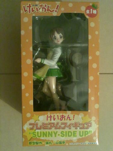 K-on!! figura ui hirasawa - sega - importada japon - pvc