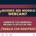 MODELO WEB CAM VEN CON NOSOTROS