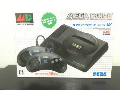 Megadrive mini sega genesis mini version japonesa