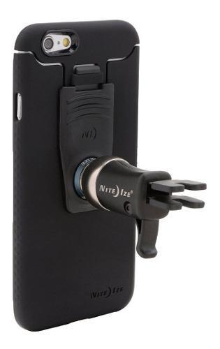 Steelie funda iphone 6s + base magnetica auto + clip +regalo