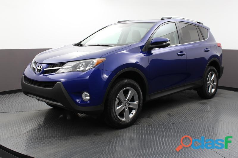 Toyota rav4 2014 azul