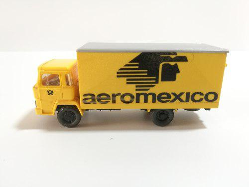 Aqu tren ho camion reparto wiking aeromexico, $350 con envio