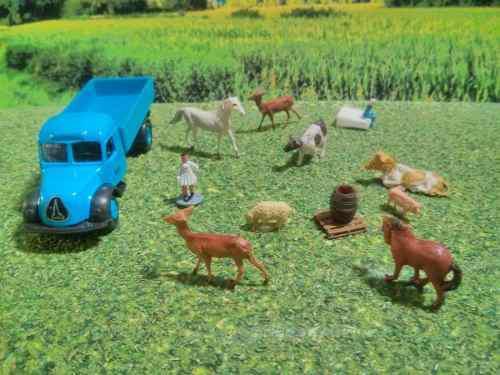 Asa tren ho camion, personitas, animales, accs. ya c/envio