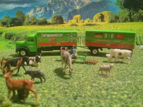 Asc tren ho camion, personitas, animales, accs. ya c/envio