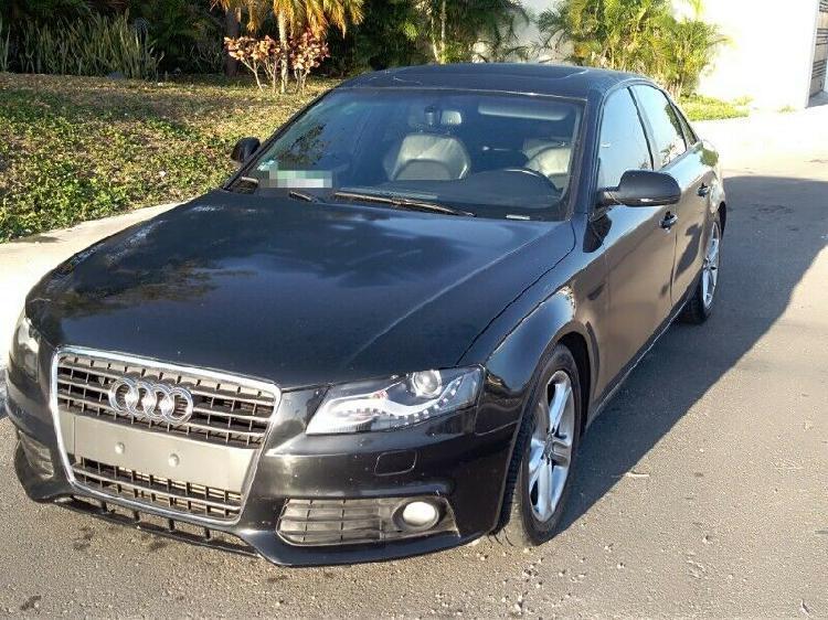 Audi a4 mod 2010 edición especial 100 años