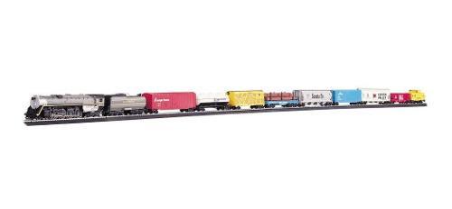 Bachmann trains overland limited - set de tren eléctrico
