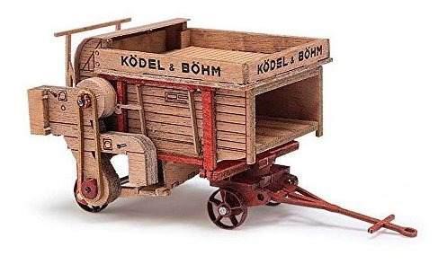 Busch 59905 kodel y bohm thresher modelo de escala ho