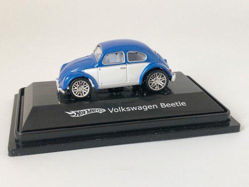 Hot wheels volkswagen azul/blanco escala ho vehículo 083