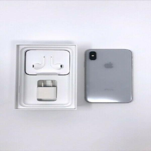 Iphone x 64gb desbloqueado de fabrica, $13500, informes