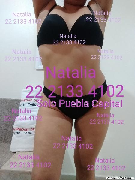 Natalia Morena Fogosa Cachonda Madura Sensual (Puebla)