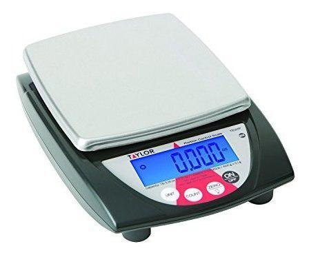 Taylor te21p 21 oz escala de control de porciã³n digital d
