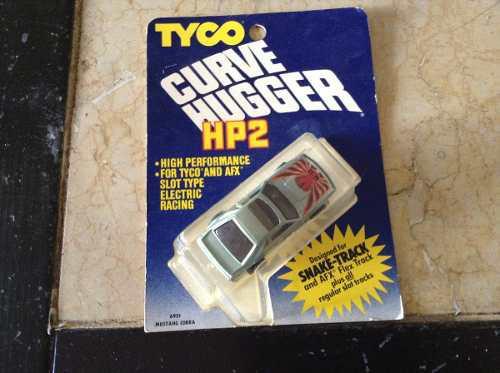 Tyco. auto. #6951. hp2 curve mustang cobra