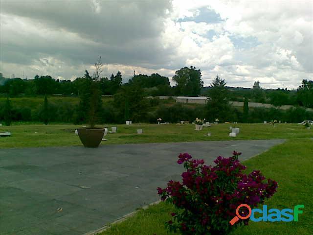 Valle de los ángeles lote cuádruple jardín guadalupano secc bem