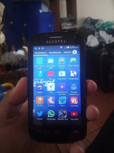 Celular alcatel one touch pop c-32 gb expandible a 32