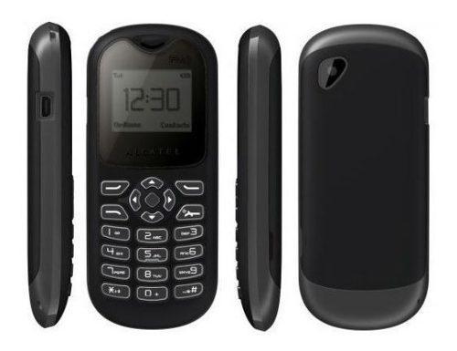 Celular alcatel ot-105a movistar 3