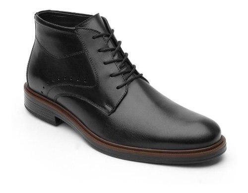 Flexi parker 400104 negro botas para hombre