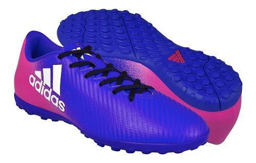Tenis de fútbol para caballero adidas bb5684 azul