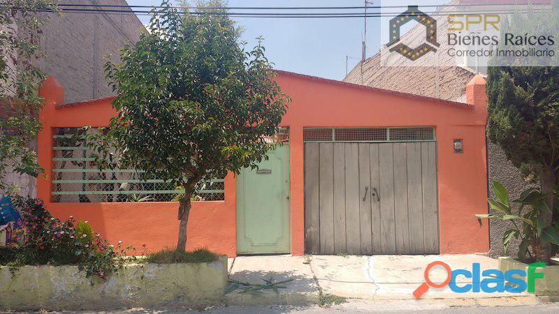 Casa en venta para remodelar, 19 de septiembre ecatepec