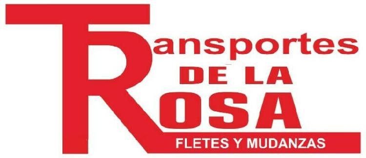 """Fletes y mudanzas """"de la rosa"""" 2223-71-81-05"""