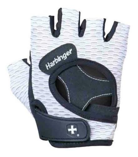 Guantes para gym harbinger flexfit women white 139