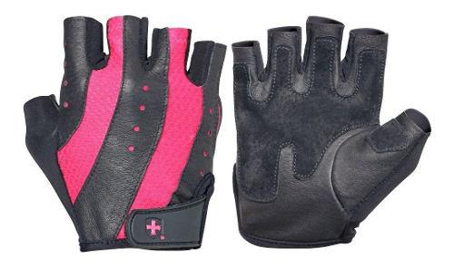 Guantes para gym harbinger pro womens black/pink 149
