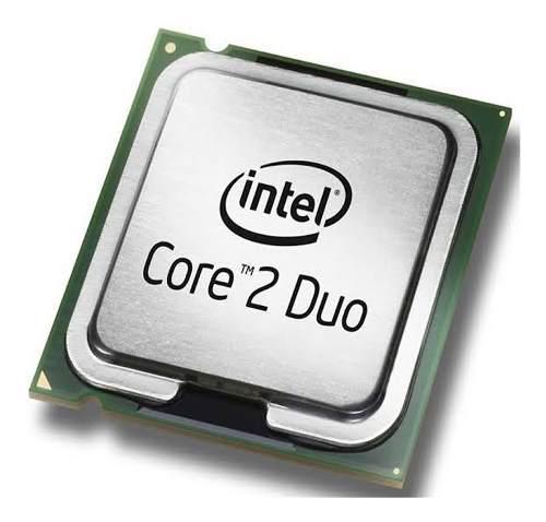 Intel core 2 duo e6400 @ 2.13g/2m/1066 775 procesador de 65w