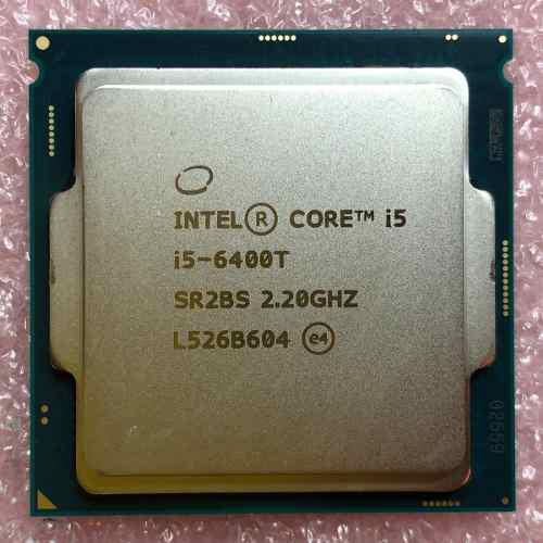 Intel core i5-6400t sr2bs 2.20ghz 4 core 4 threads fclga1151
