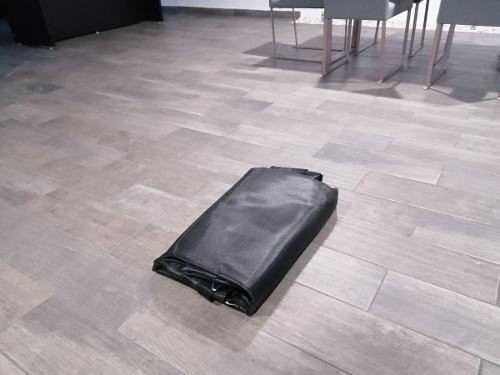 Malla elástica de trampolín jumbo, 15 pies para 96