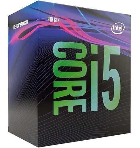 Procesador intel core i5 9400 2.9 ghz six core 9 mb 1151