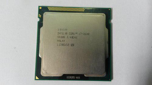 Procesador intel core i7 2600 3.4 mhz sandy bridge lga 1155