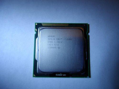 Procesador intel core i7 2600s 3.4 mhz sandy bridge lga 1155
