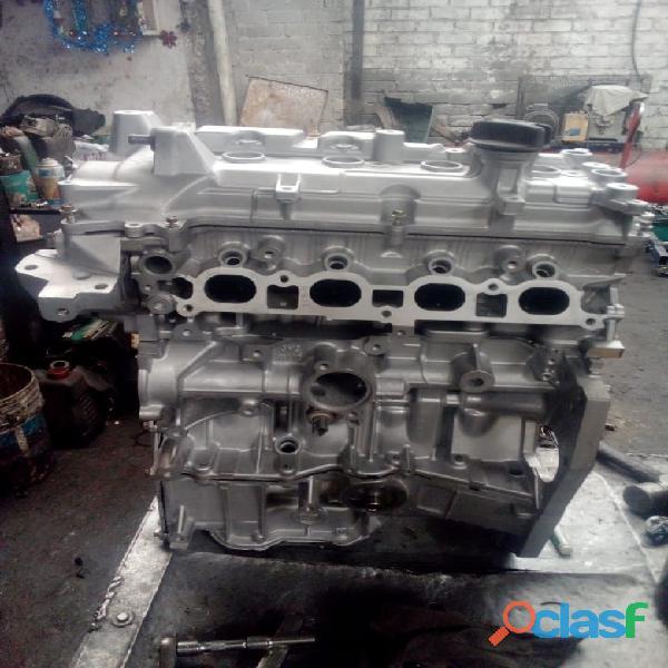 Motor nissan tiida, versa, juke y sentra listo para instalación.