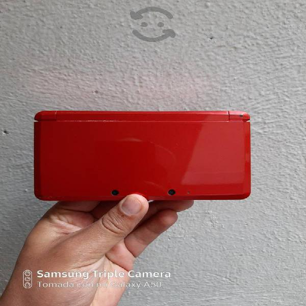 Nintendo 3ds hckeado