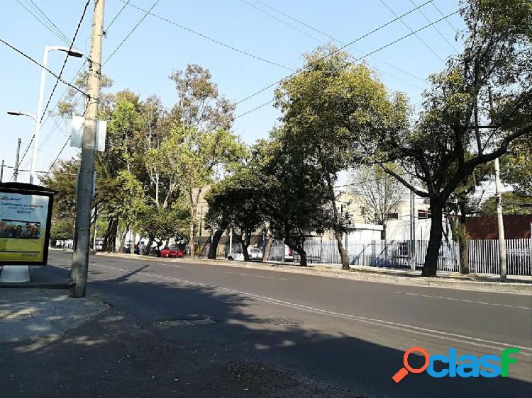 Desarroladores terreno en venta en Popotla, CD. MX. 260 m2 1