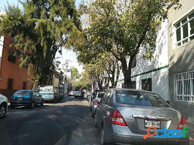 Desarroladores terreno en venta en Popotla, CD. MX. 260 m2 2
