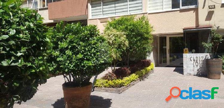Departamento en renta en benito juarez, insurgentes mixcoac, ciudad de mexico
