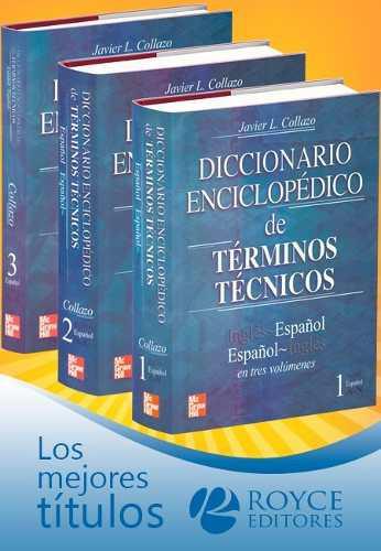 Diccionario enciclopédico de términos técnicos collazo 3